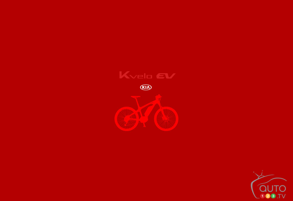 2015 Geneva Motor Show: Look out for Kia's electric bicycle