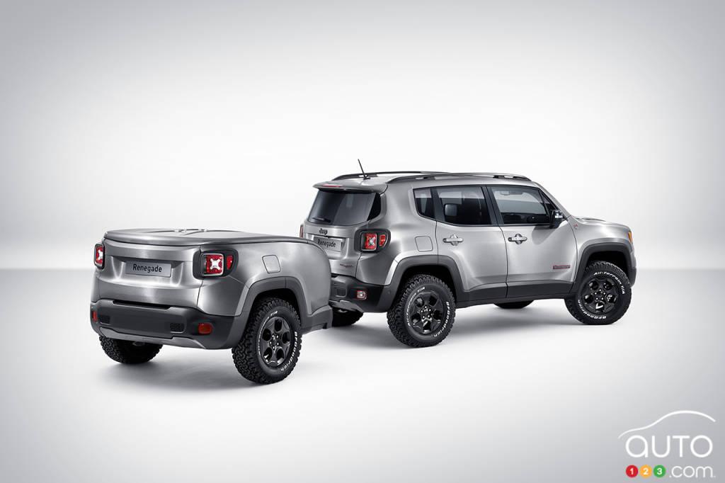 Jeep Renegade Trailhawk For Sale >> Auto123.com | Car News | Auto123