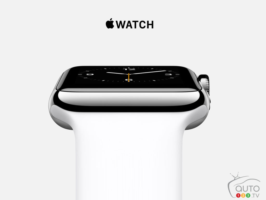 Apple Watch to replace car keys, says Tim Cook
