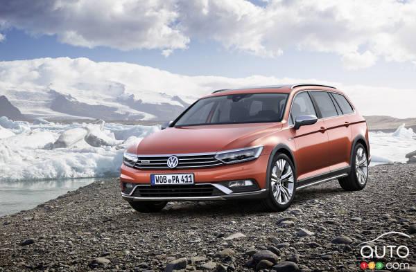 2015 Geneva Motor Show: Volkswagen Passat Alltrack and 3 others make debut