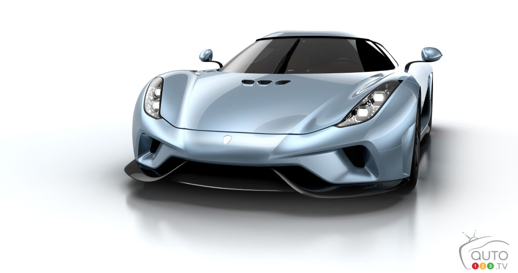 2015 Geneva Motor Show: Koenigsegg Regera, from 0-400 km/h in 20 seconds!