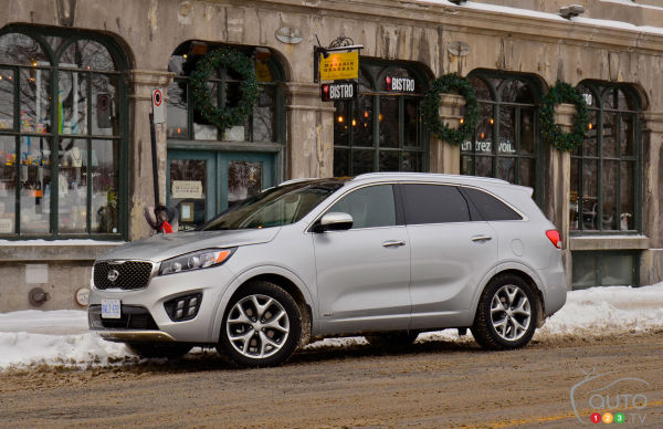 2016 Kia Sorento First Impression