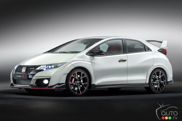 2015 Geneva Motor Show: Honda Civic Type R sets Nürburgring record