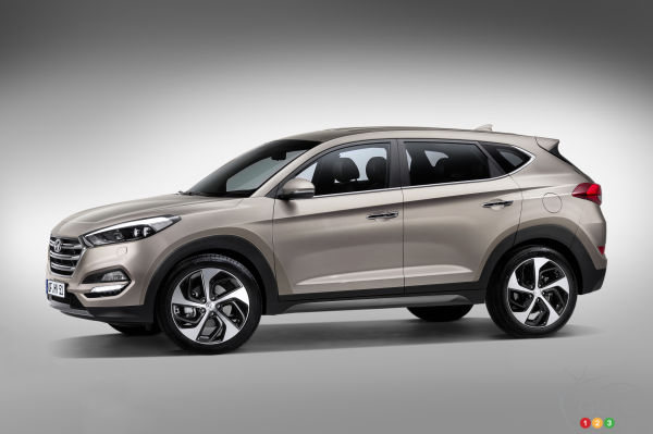 2015 Geneva Motor Show: All-new 2016 Hyundai Tucson is here