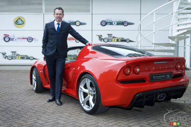 Lotus gets rid of useless gadgets, prepares to work on SUV