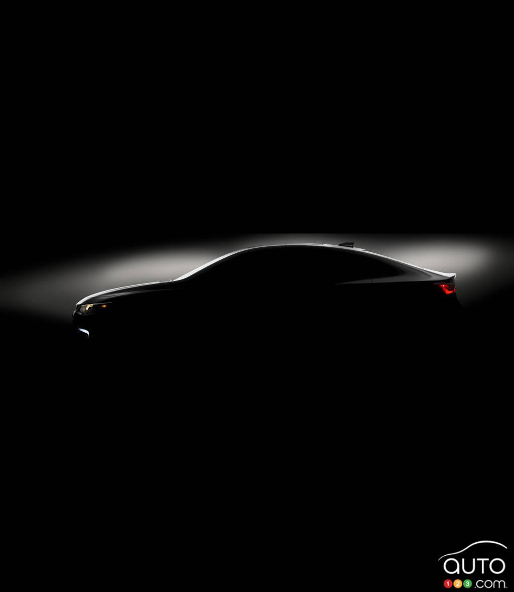 2015 New York Auto Show: Chevrolet to unveil redesigned 2016 Malibu