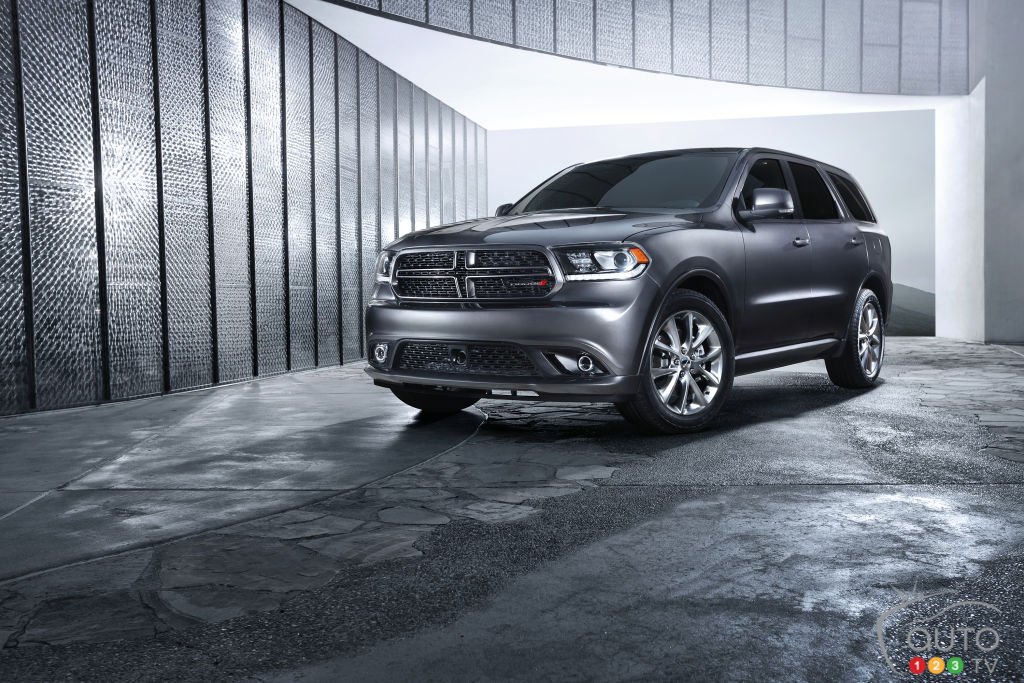 2015 Dodge Durango R/T Review