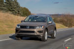 2015 Volkswagen Touareg Preview