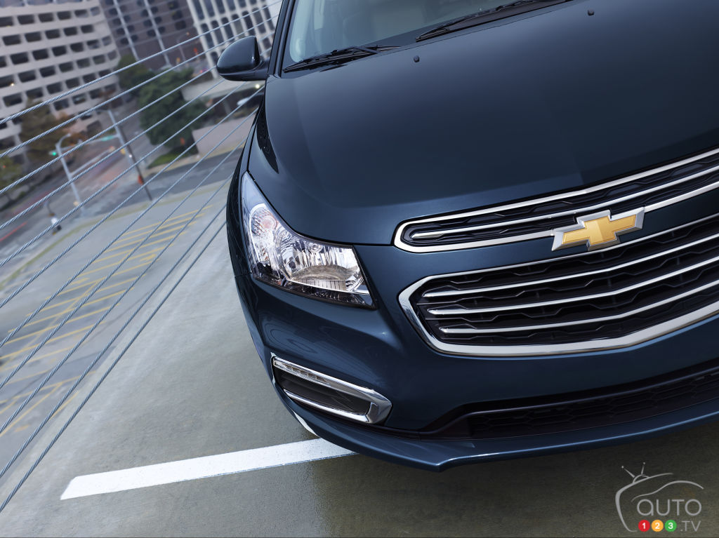 Next-generation Chevrolet Cruze to be built in Mexico