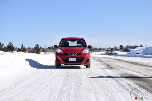 2015 Nissan Micra S Review