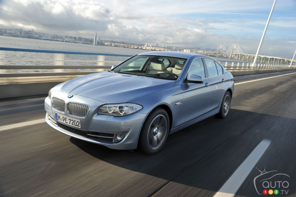 2015 BMW 5 Series Preview