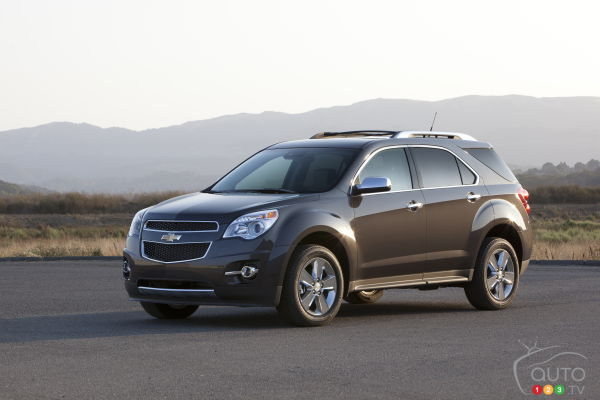 2015 Chevrolet Equinox Preview