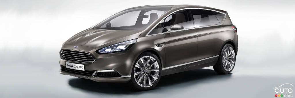 La Ford S-MAX vous empêchera de rouler au-delà de la vitesse permise