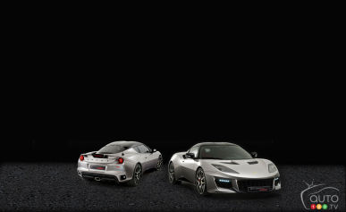 Your chance to test drive a new Lotus Evora 400!
