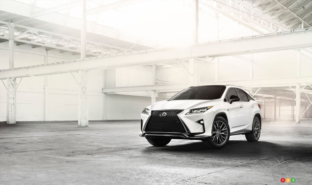 2015 New York Auto Show: All-new 2016 Lexus RX is finally here