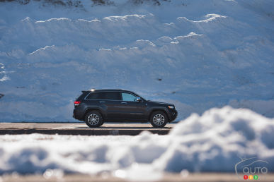 2015 Jeep Grand Cherokee Overland EcoDiesel Review