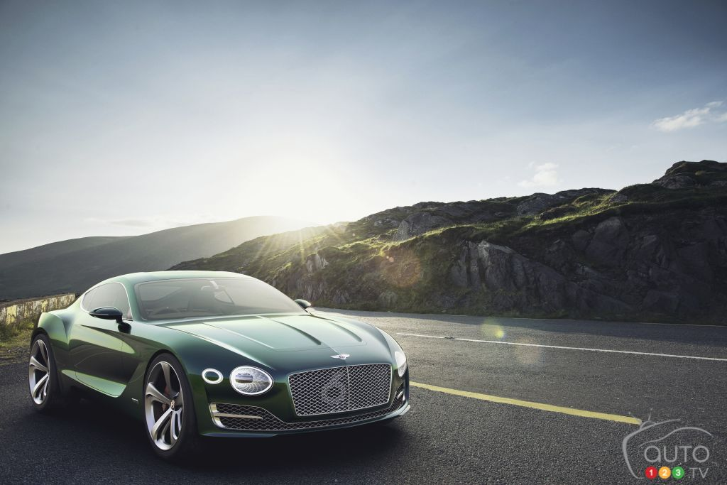 2015 Auto Shanghai: Bentley unveils EXP 10 Speed 6 concept