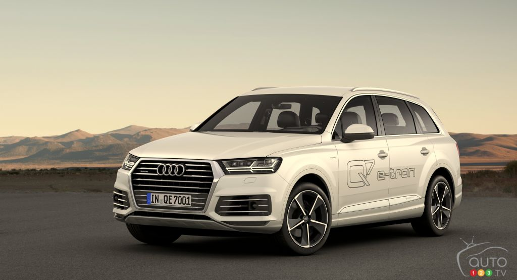 Is it 2018 yet? Audi Q6 is gonna be one sexy, sporty CUV