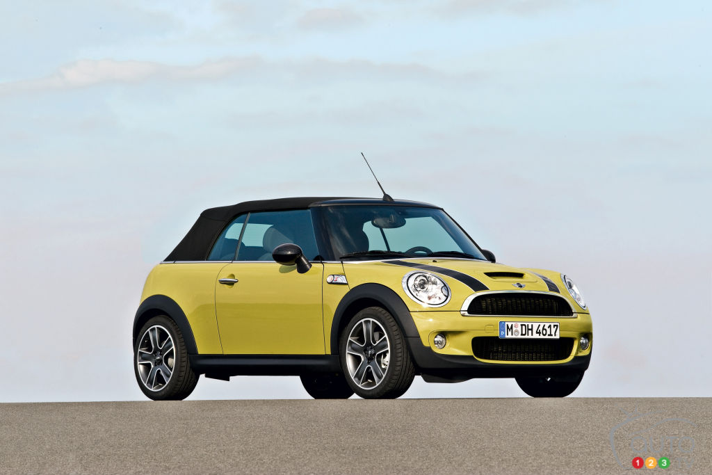 Recall on 2005-2008 MINI Cooper models in Canada