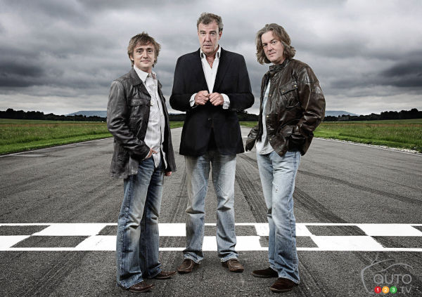 James May leaves Top Gear following Jeremy Clarkson's ouster
