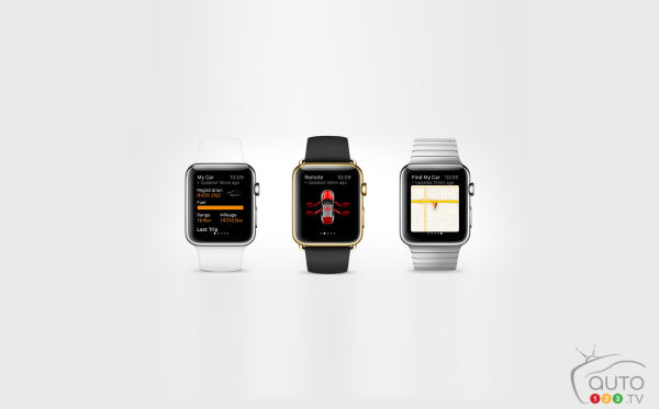 Porsche and BMW launch apps for Apple Watch