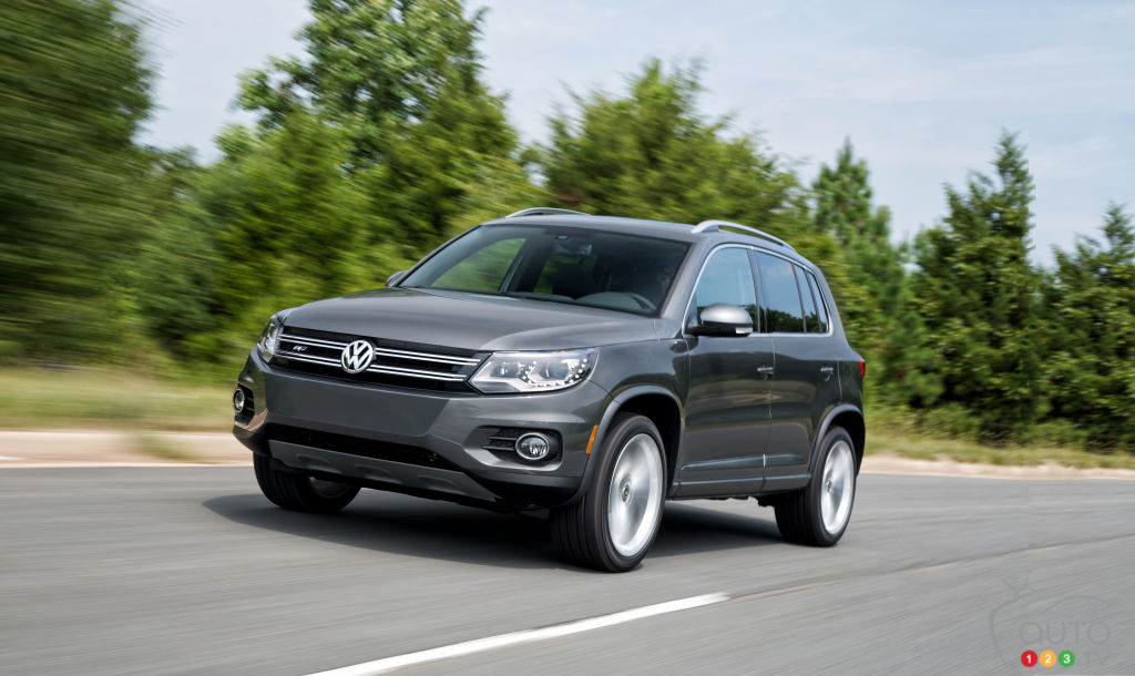 Volkswagen to build 5 new crossovers by 2020 | Car News | Auto123