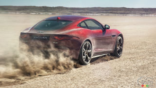 2016 Jaguar F-Type First Impression