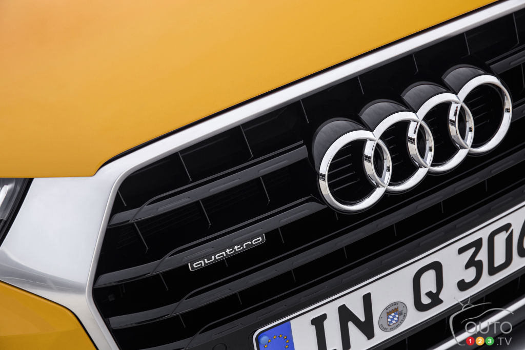Audi announces Q1 for 2016, Q6 for 2018, Q8 for 2019