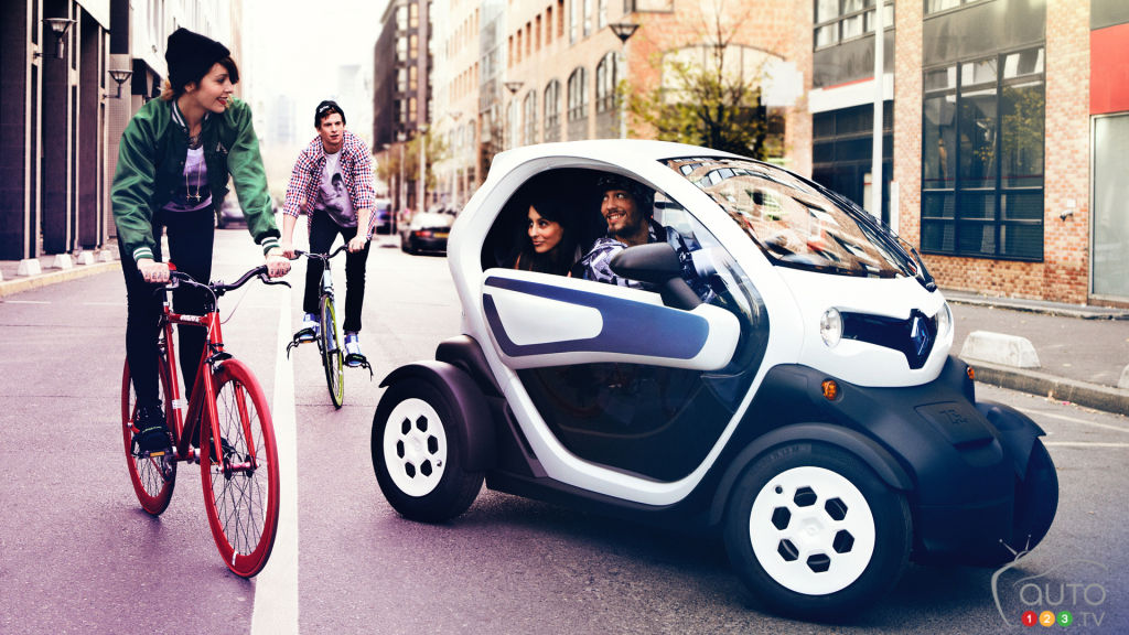 Renault Twizy Coming To Canada Soon Car News Auto123