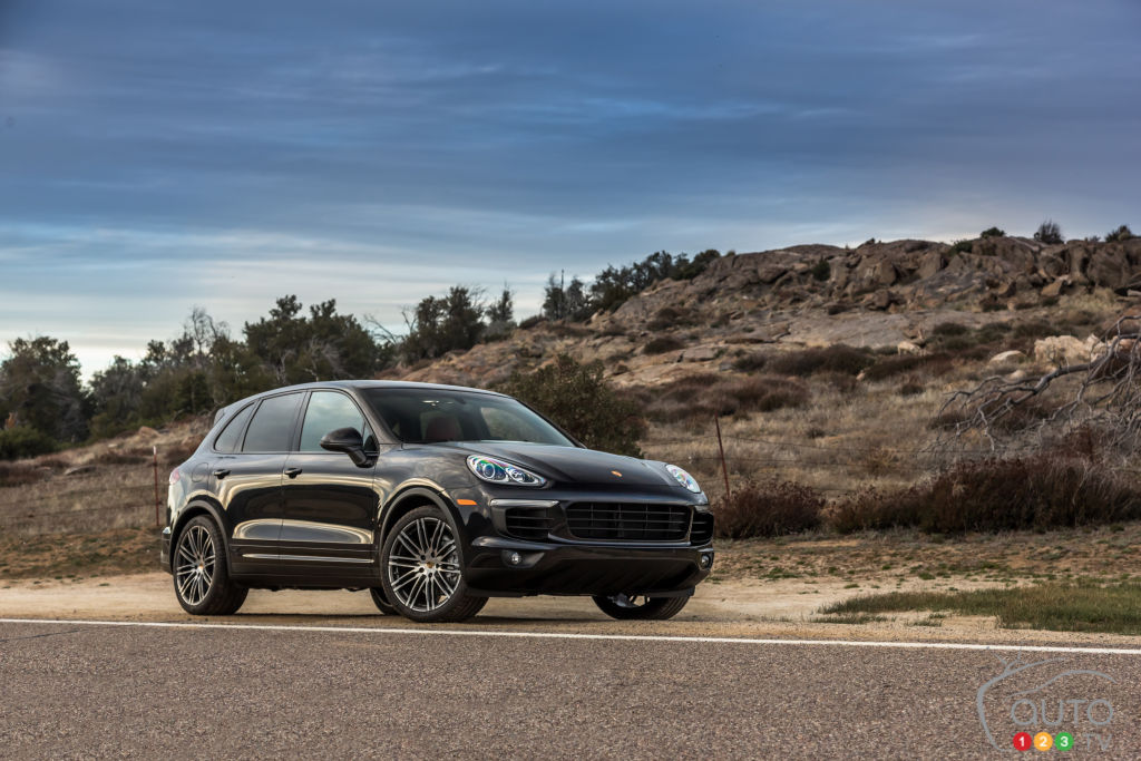 2015 Porsche Cayenne S Review
