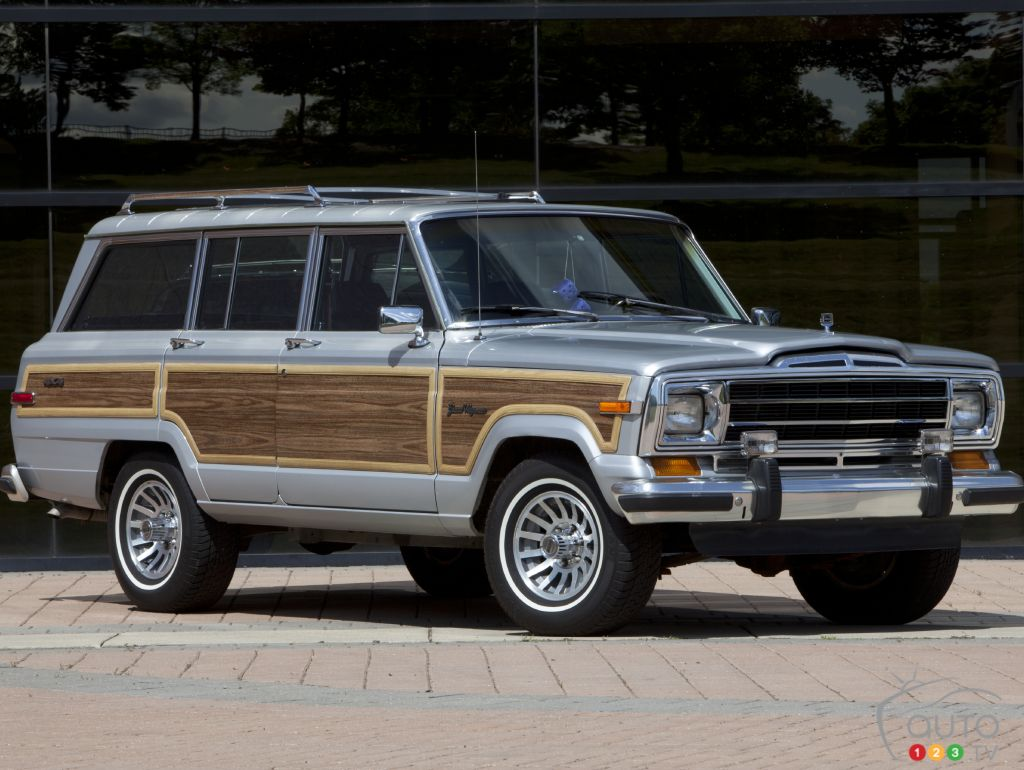 jeep grand wagoneer coming back in 2018 car news auto123. Black Bedroom Furniture Sets. Home Design Ideas