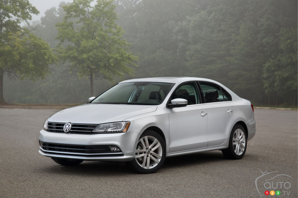 2015 Volkswagen Jetta Highline TDI Review
