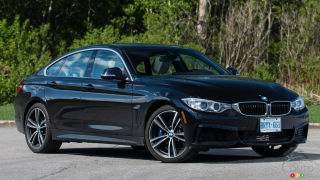 2015 BMW 435i xDrive Gran Coupe Review