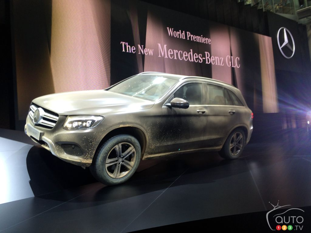 All new mercedes benz glc class media launch car news for All new mercedes benz