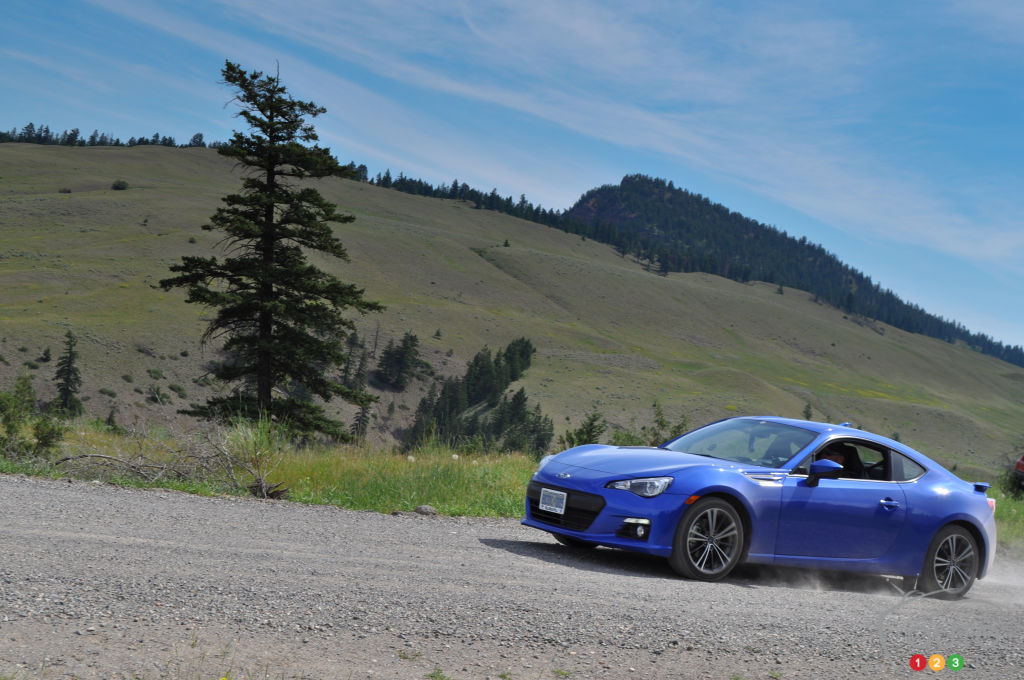 2016 Subaru BRZ First Impression
