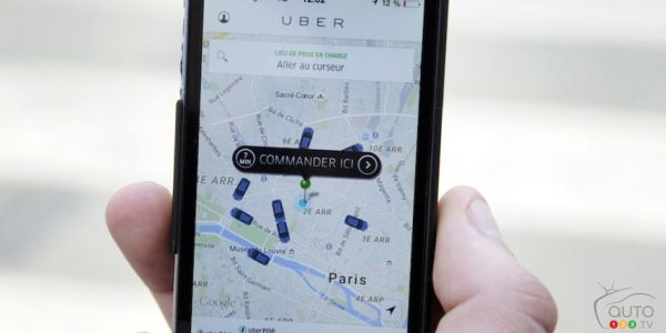 UberPOP app suspended in France
