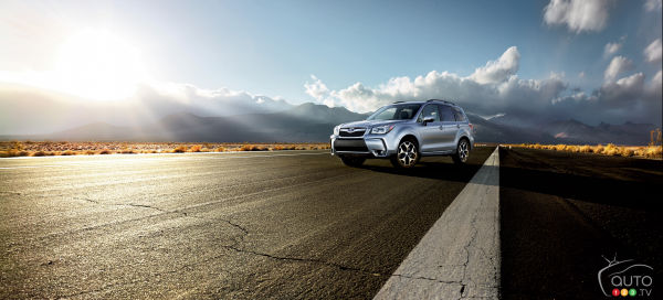 2016 Subaru Forester pricing announced