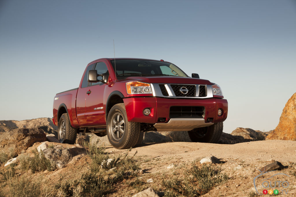 2015 Nissan Titan Quick Look