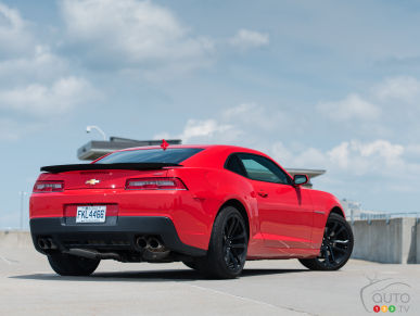 2014 Chevrolet Camaro Photos and Info  Car and Driver