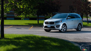 2016 Kia Sorento 0-100 in 5 Points or Less