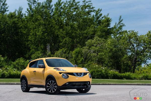 2015 Nissan JUKE SL AWD review
