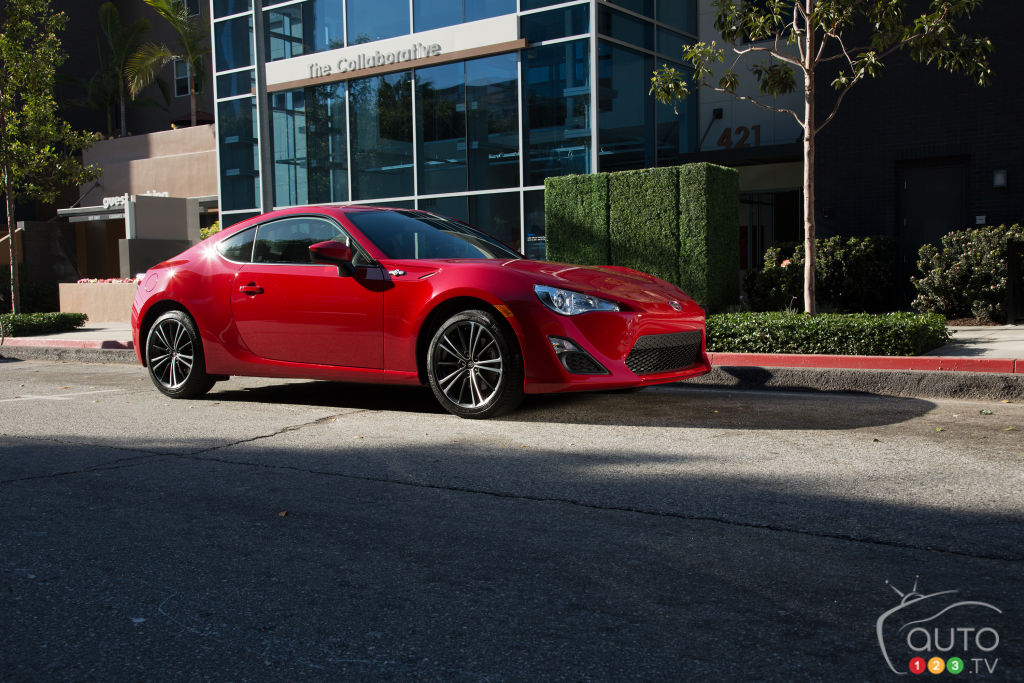 2016 Scion FR-S Quick Look