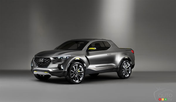 Report: Hyundai set to confirm Santa Cruz truck production