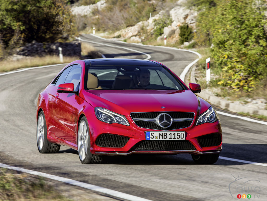 2016 mercedes benz e class coupe and cabriolet at a glance for 2016 mercedes benz e class coupe