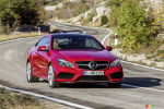 2016 Mercedes-Benz E-Class Coupe and Cabriolet Quick Look