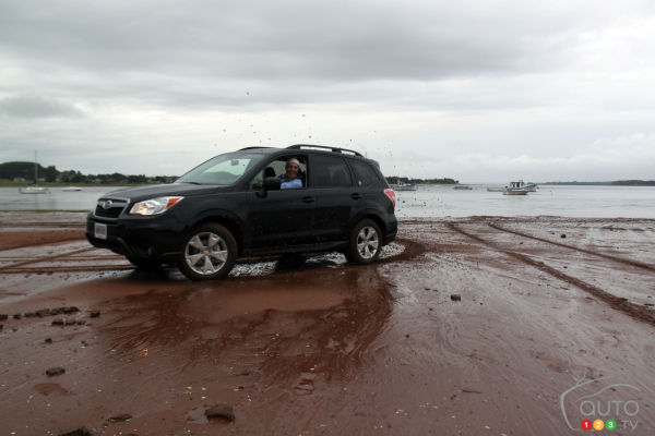 Road-trip: 2016 Subaru Forester