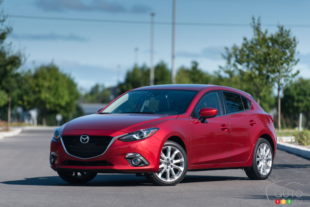 2015 Mazda3 Sport GT Review