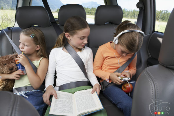 Is your car safer for your kids than a school bus?