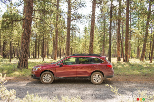 2016 Subaru Outback Preview
