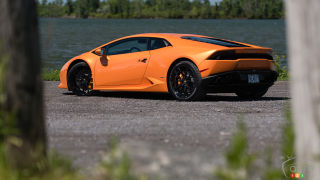 2015 Lamborghini Huracán LP610-4 Review